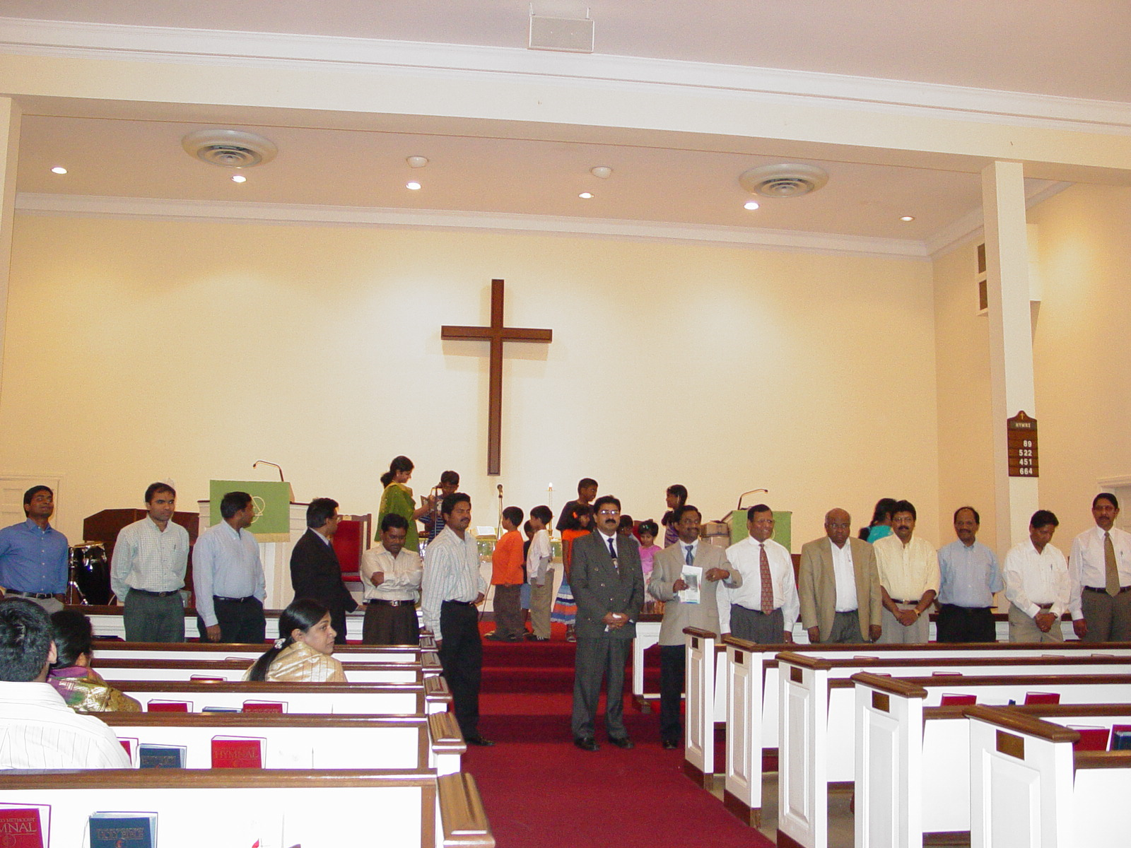 2006 Father's Day Sunday Service Pictures-Collection of ...